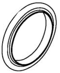 ISO Centering Ring With O'Ring